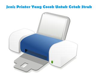 Jenis Printer Yang Cocok Untuk Cetak Struk PPOB
