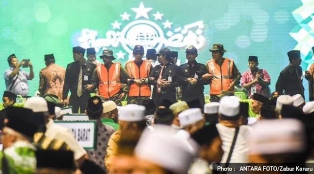 NU Minta Warga Non Muslim Tak Disebut Kafir