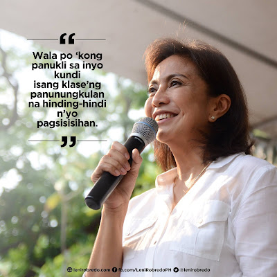 The Race to Halalan2016: Leni Gerona Robredo