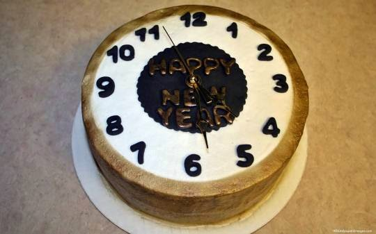 New Year 2019 Cake Ideas Images