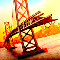 Bridge Construction Simulator Unlimited Hints - Full Unlocked MOD APK