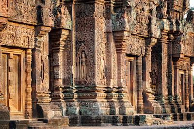 Banteay Srei - Angkor - Cambodge