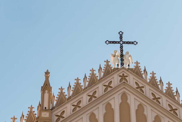 Os anjos da Catedral