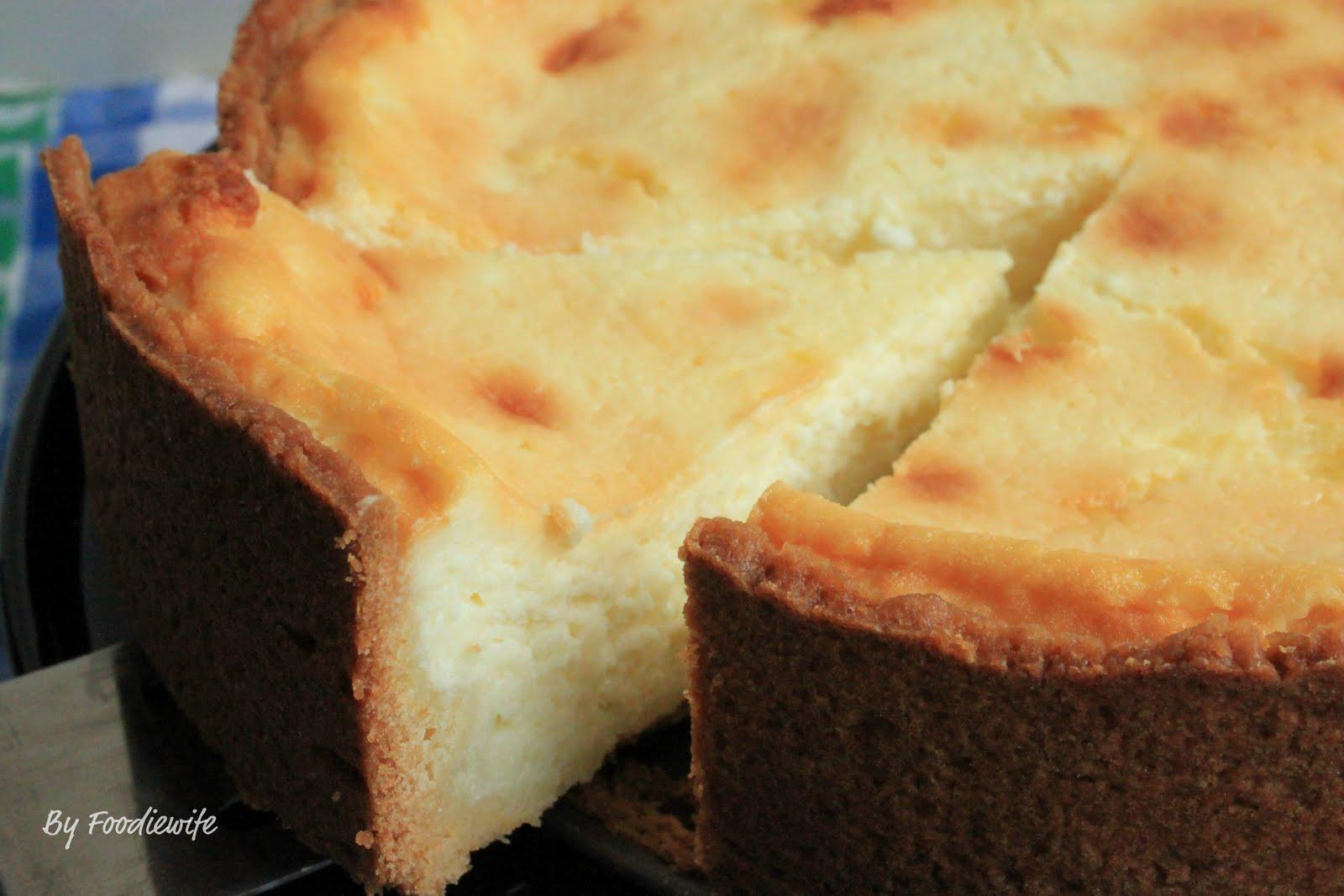 Captivating Käsekuchen   German Cheesecake