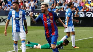Leganés vs Barcelona
