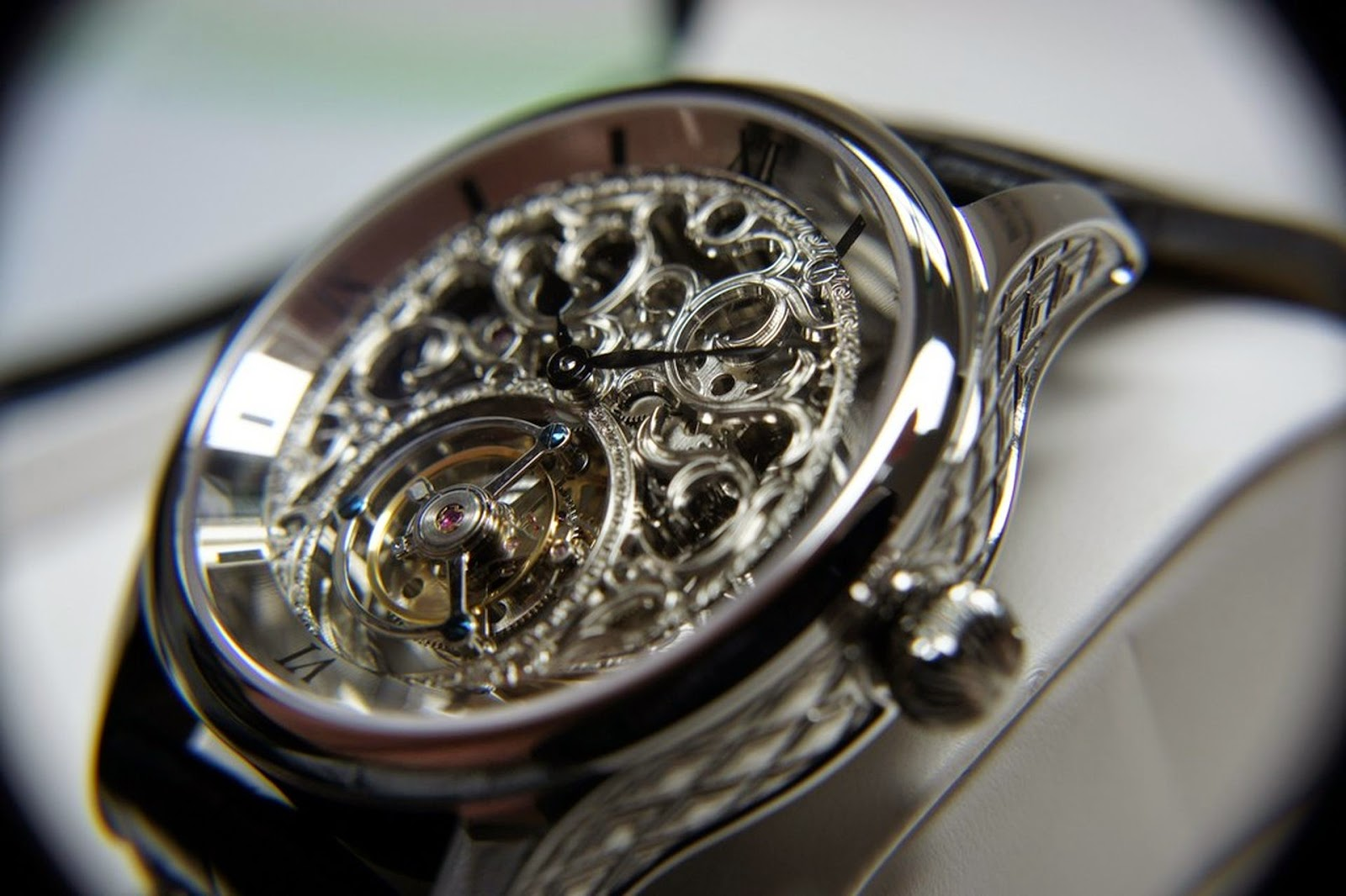 MOI TOURBILLON II watch