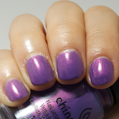 China Glaze Seas and Greetings - Seas and Greetings | Kat Stays Polished
