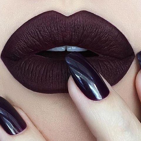 lábios matte