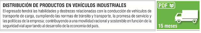 DISTRIBUCION DE PRODUCTOS EN VEHICULOS INDUSTRIALES