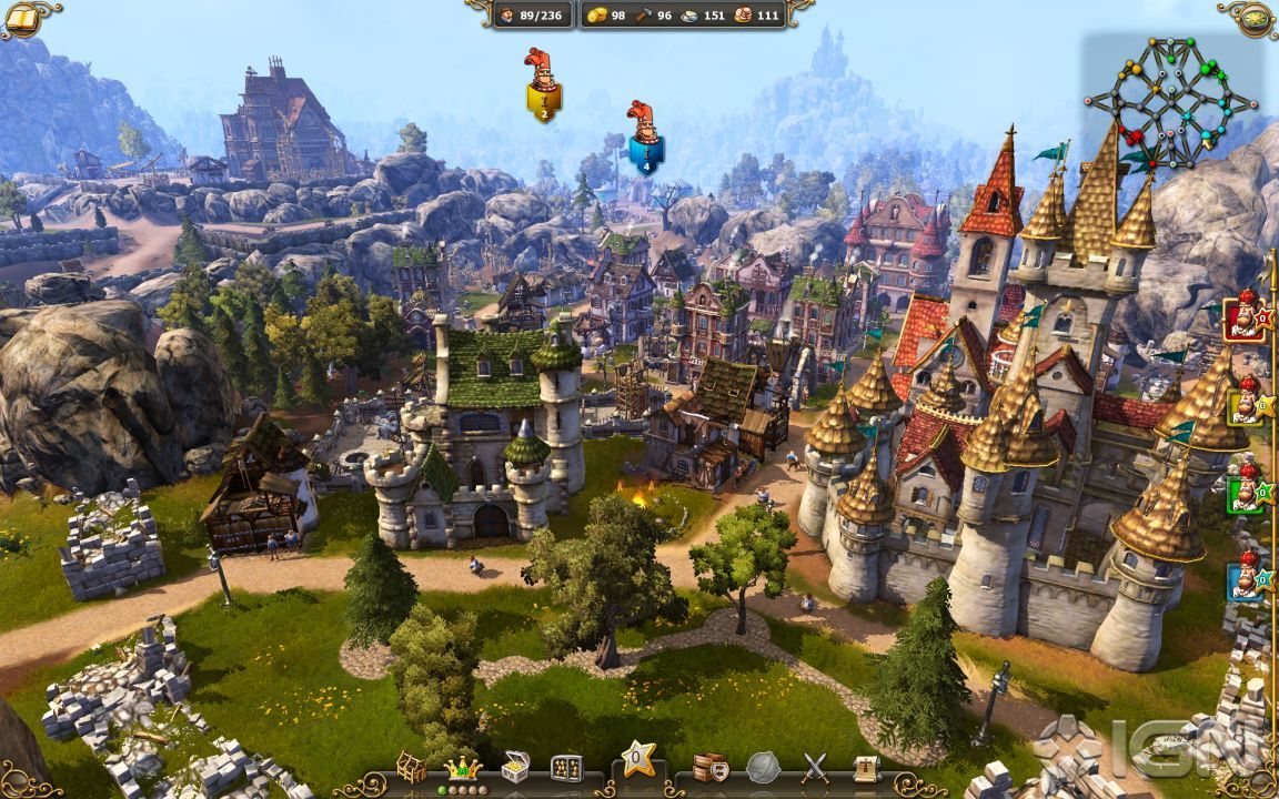 The Settlers 7 : Paths to a Kingdom Deluxe Gold Edition ...