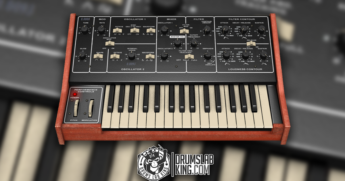 recurso libre model pro de elektro studio vintage synth plugin drums lab king. Black Bedroom Furniture Sets. Home Design Ideas