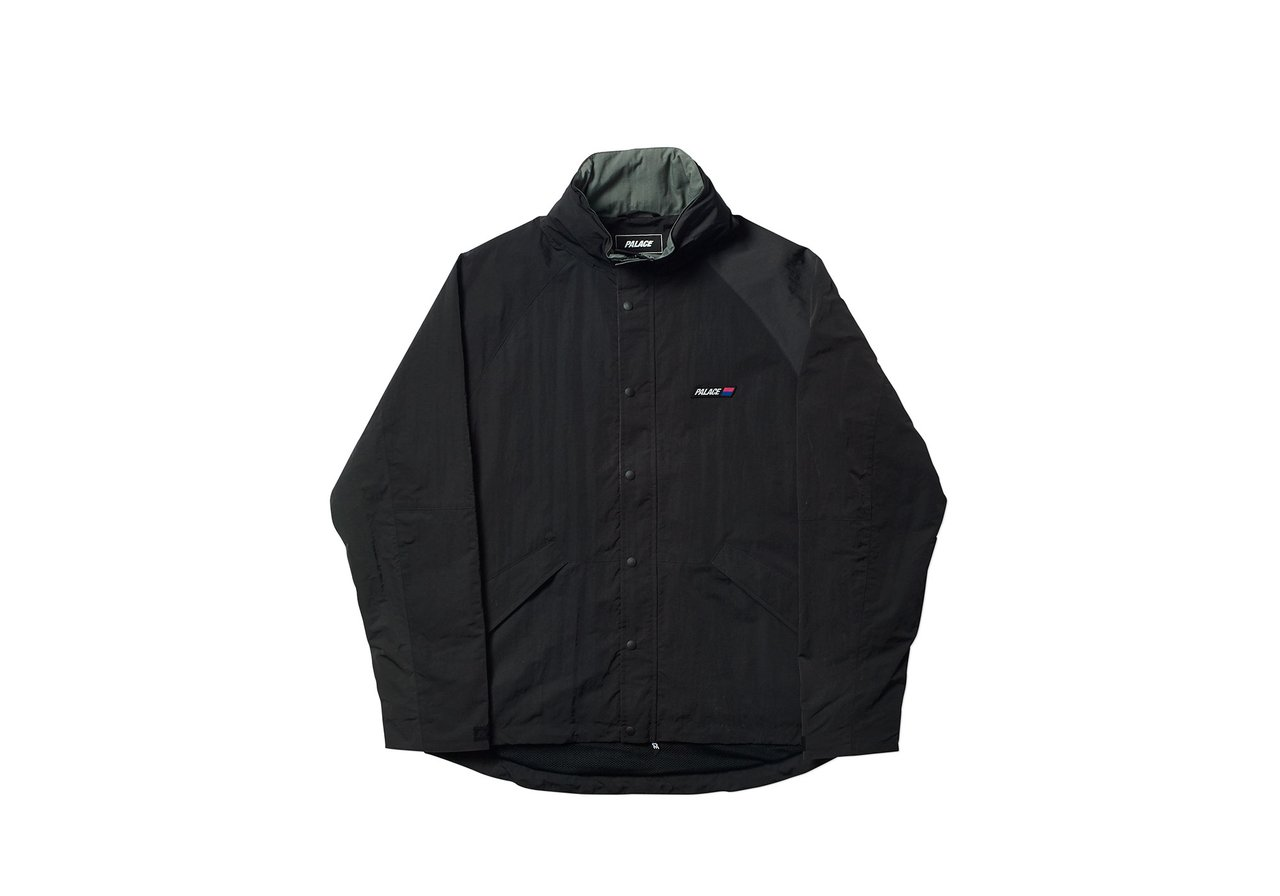 98bdfe95 The second piece from this drop is the Palace Basically a Hoodie, which  dropped in five colorways: citrus yellow, black, lime green, navy and grey  marl, ...