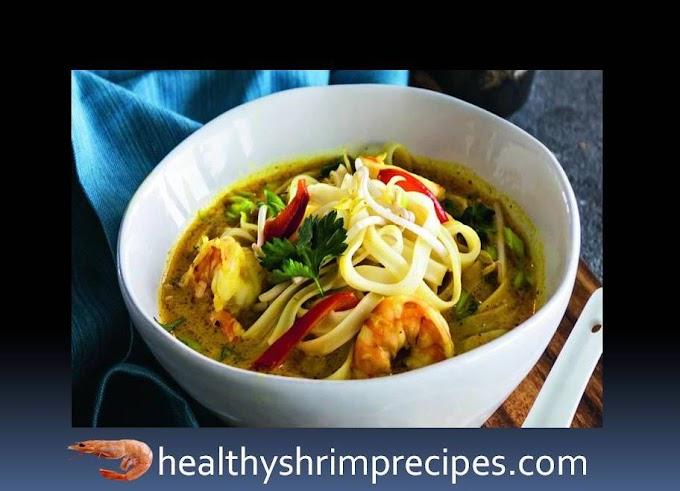 Shrimp noodle soup recipes