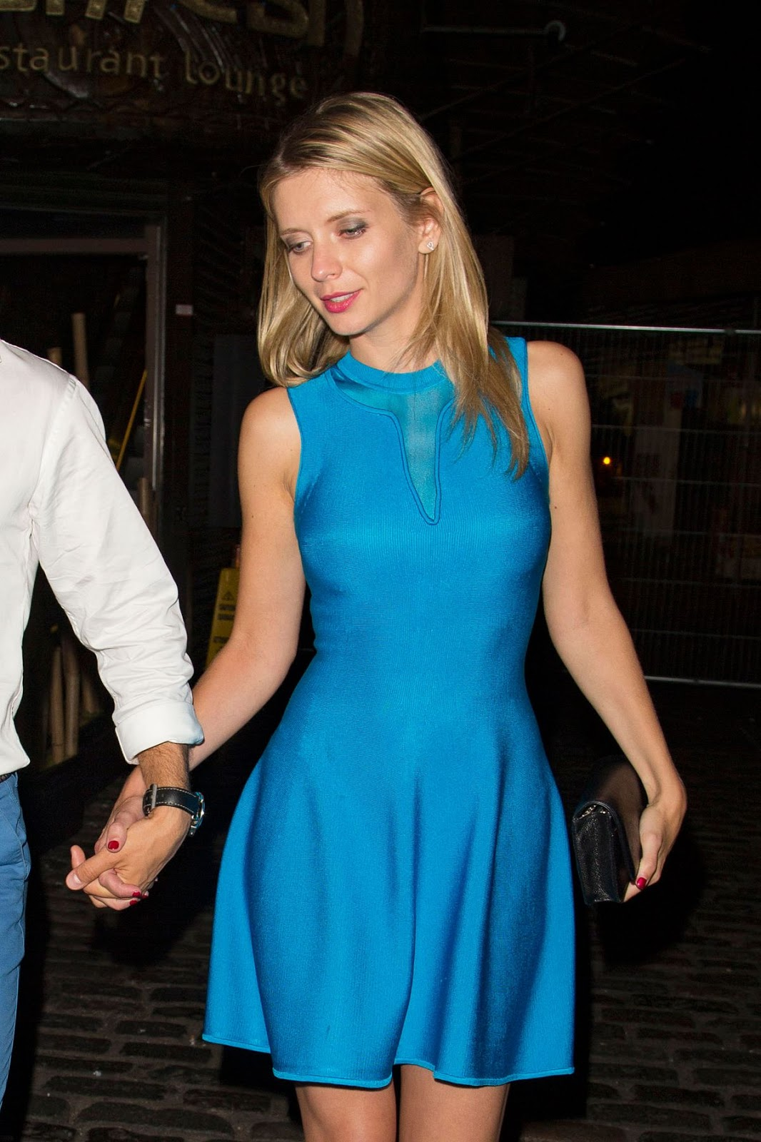 Rachel Riley At Strictly Come Dancing Stars At Gilgamesh In London