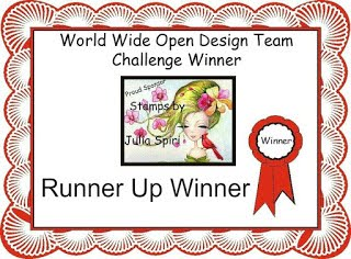 Runner up April 18