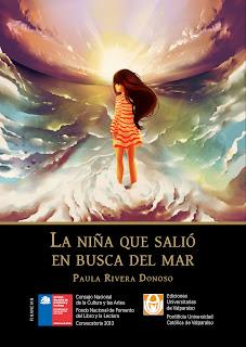 la niña que salio en busca del mar, lij, fantasy, fantasia, children book
