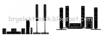 Barang Elektronik: Harga Home Theater