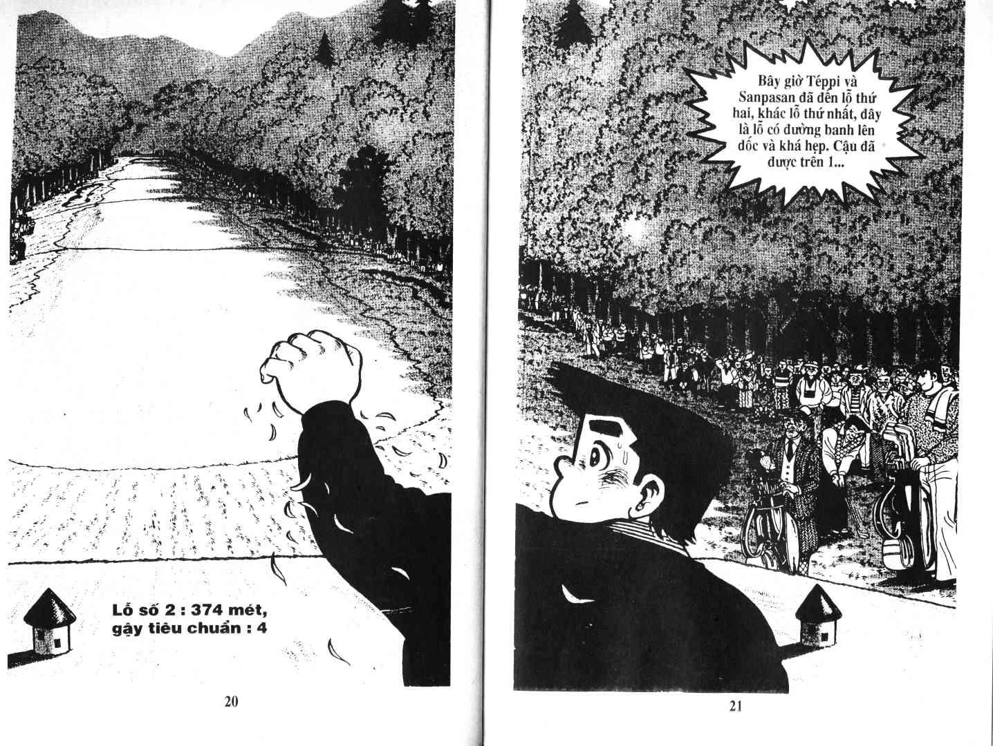Ashita Tenki ni Naare chapter 51 trang 9