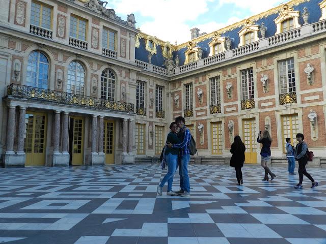 visitare la reggia versailles Parigi