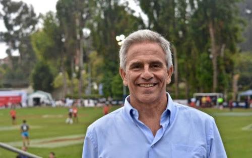 Estamos orgullosos en lanzar a Pichot como candidato a la presidencia de World Rugby