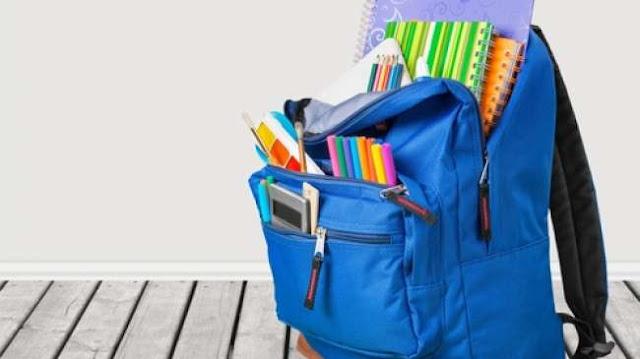 Akhirnya Tas Sekolahku Enteng!!!
