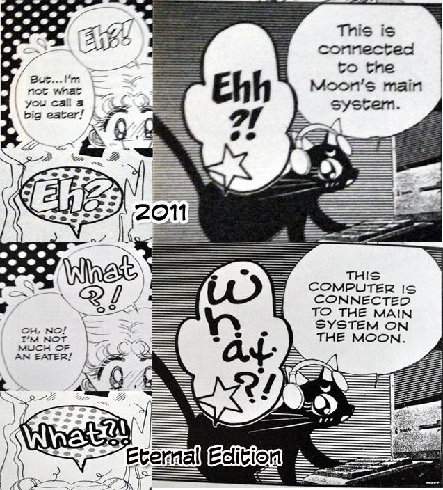SnowWolf's Howlings: English Manga, Another Story: Sailor