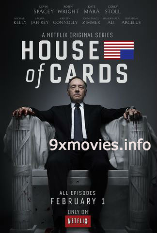 House of Cards S01E08 Dual Audio Hindi 720p WEBRip 500mb