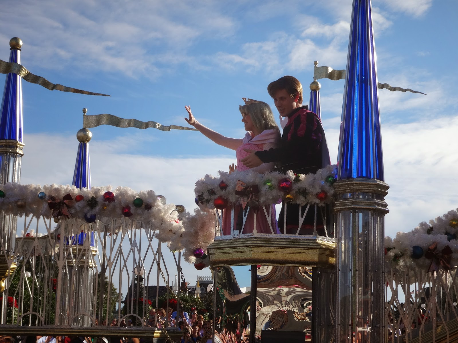 parada - magic kingdom - orlando, eua