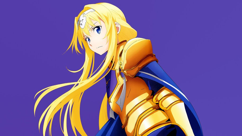 Alice, Sword Art Online Alicization, 4K, #4.1898