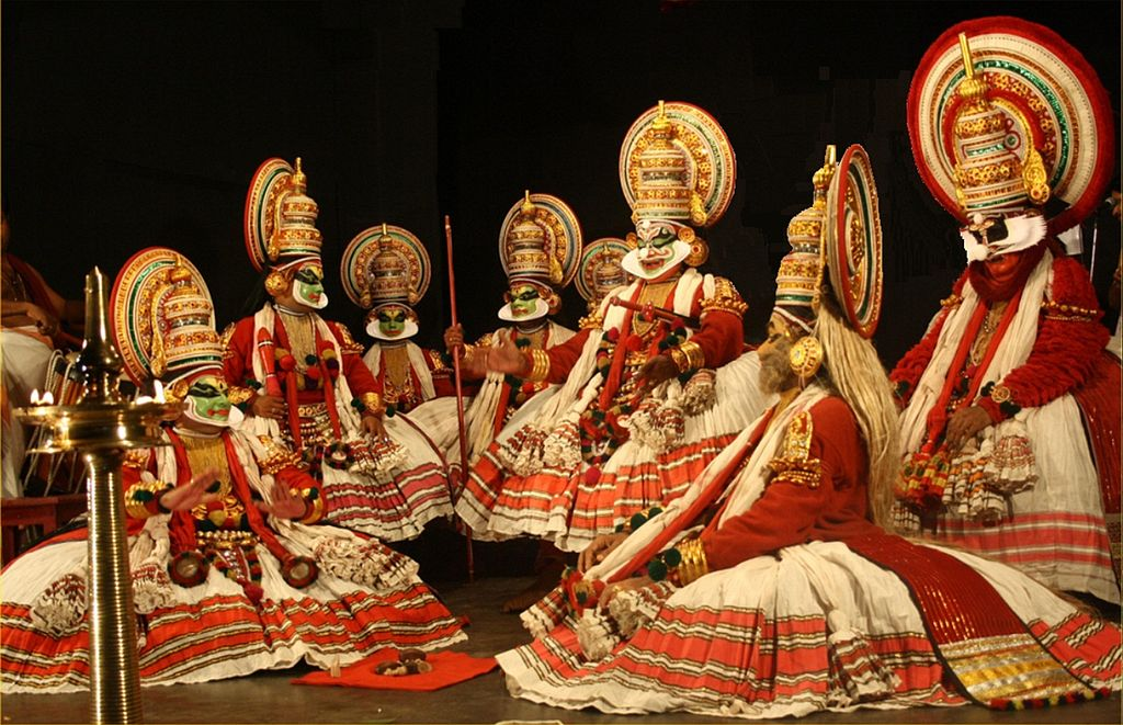 Image result for Traditional Dance Plays kerala