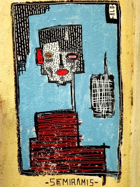 london artist alo street