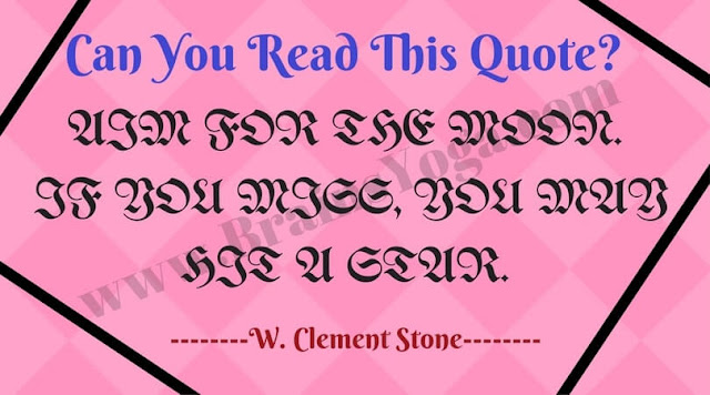 Can you read this? Puzzle challenge