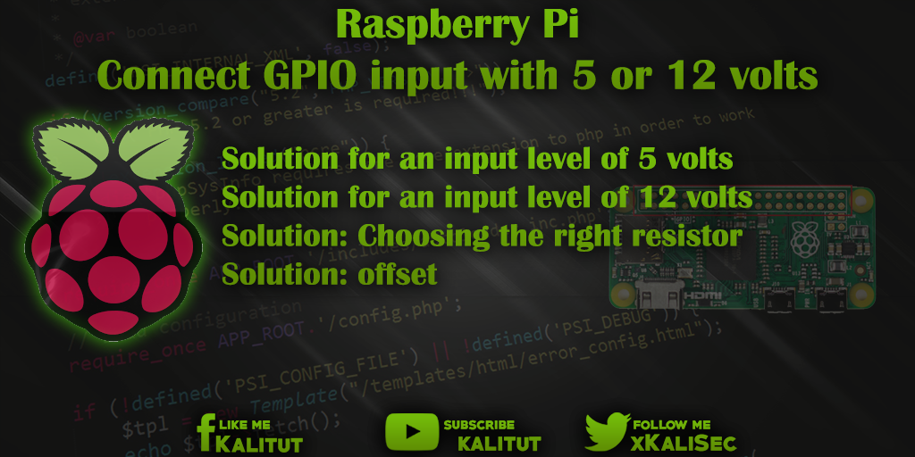 Raspberry Pi Connect GPIO input