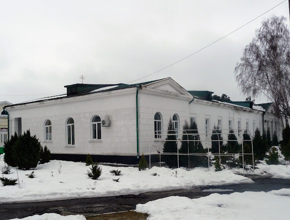 Самарський Свято-Миколаївський монастир. Келії