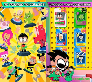 Download Game  Teeny Titans - Teen Titans Go apk v1.1.2