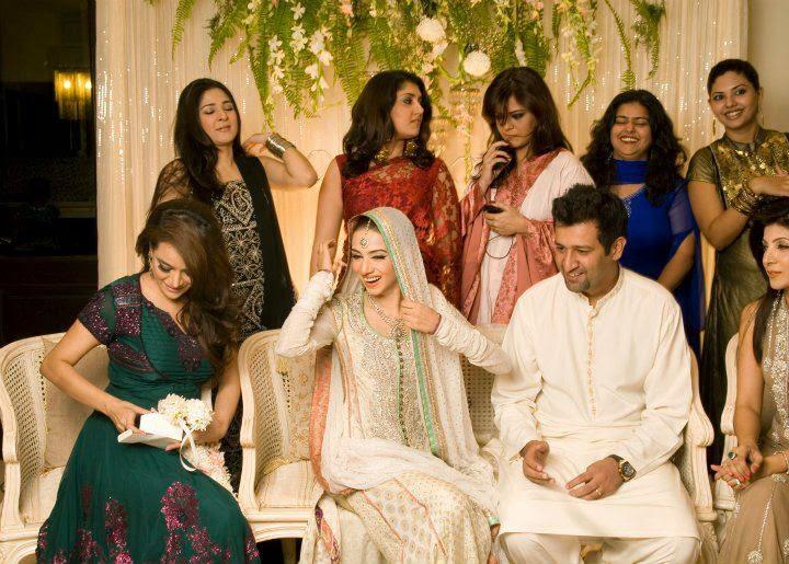 Tooba Siddiqui happy wedding