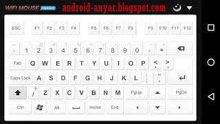 Cara Android Jadi Mouse Tanpa Root