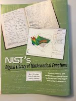 Physics Today article about the Digital Library of Mathematical Functions.