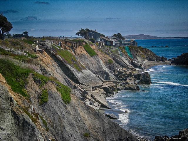 northern California coast geology travel field trip copyright RocDocTravel.com