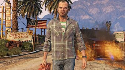 Grand Theft Auto V ( GTA )