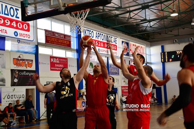Με επιτυχία ο φιλανθρωπικός αγώνας μπάσκετ στο Ναύπλιο με Θοδωρή Παπαλουκά και Κώστα Τσαρτσαρή (βίντεο)