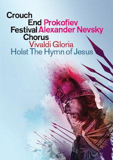 Crouch End Festival Chorus - Prokofiev, Holst - Barbican