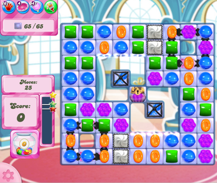 Candy Crush Saga level 2648