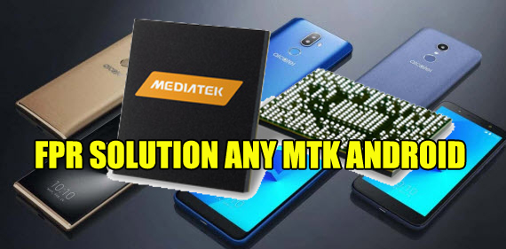 FRP SOLUTION ANY MTK ANDROID