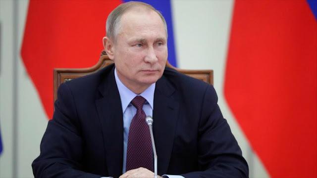 Putin: Intentos de crear un mundo unipolar han fallado