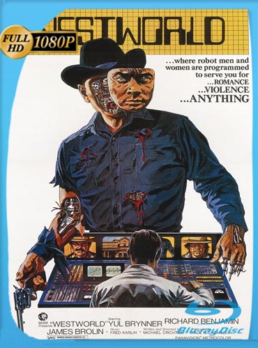Westworld (1973)HD [1080p] Latino [GoogleDrive] SilvestreHD
