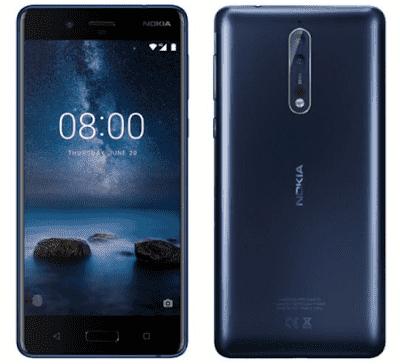 Nokia 8 - Spesifikasi dan Harga Terbaru