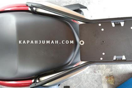 Pasang Bracket SHAD pada Yamaha NMax