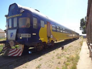 Avanzó el proyecto para poner en marcha los Trenes Patagónicos