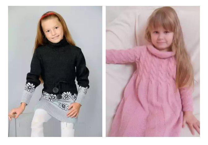 Mada 6 - 7 metų mergaitėms 2017
